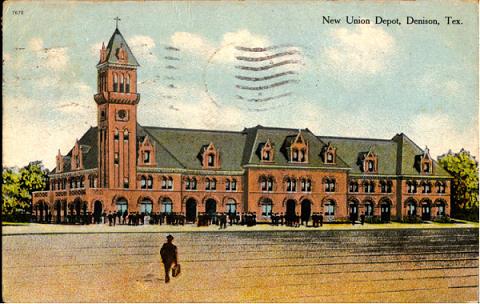 Denison U.P. Depot