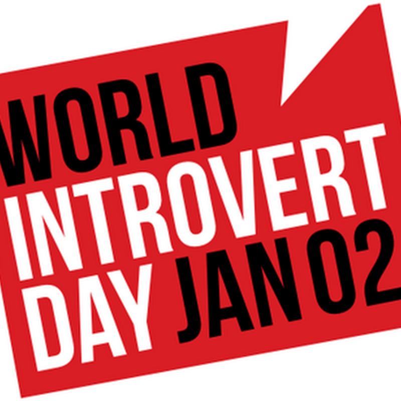 Día Mundial de los Introvertidos