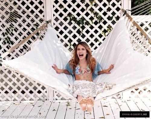 Emma Roberts linda sensual sexy sedutora desbaratinando (4)
