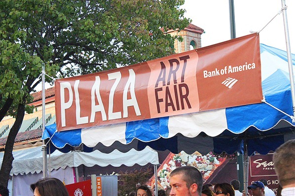 2011 Plaza Art Fair