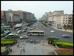 China, Xian, 20 July 2012 (2)