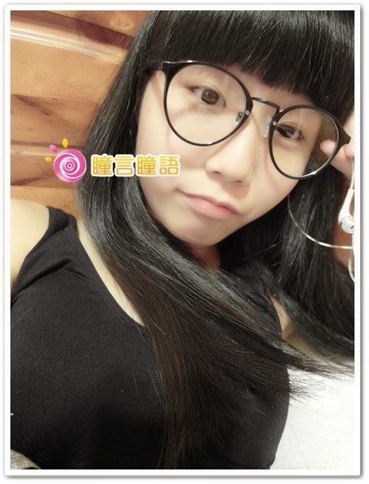 韓國GEO隱形眼鏡-小S黑瞳03