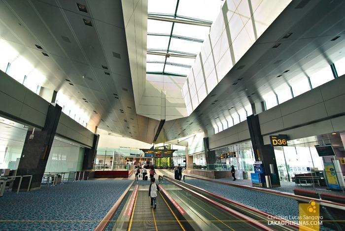 Singapore's Changi International Airport