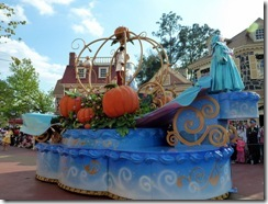 Ciderella float