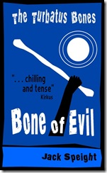 The Turbatus Bones Bone of Evil Cover