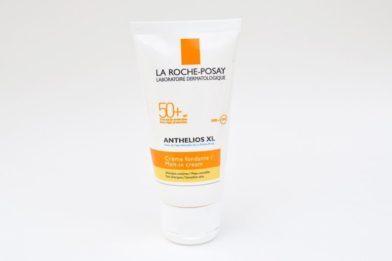 la roche posay anthelios XL suncream sunscreen 50  facial sun protection melt-in cream french skincare