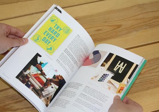 artist profile book