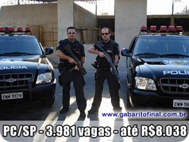 Polícia Civil SP - PC-SP - 400x300
