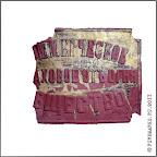 А.9-3    Фасадная доска «Коммерческое страховое от огня общество». Латунь , 24,5 х приблизительно 34,5 см. Из коллекции Д.В. Корнеева.