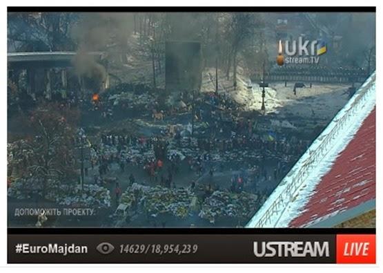 Revòlta en Ucraïna