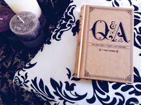5 five year journal each day book club reading fun birthday gift