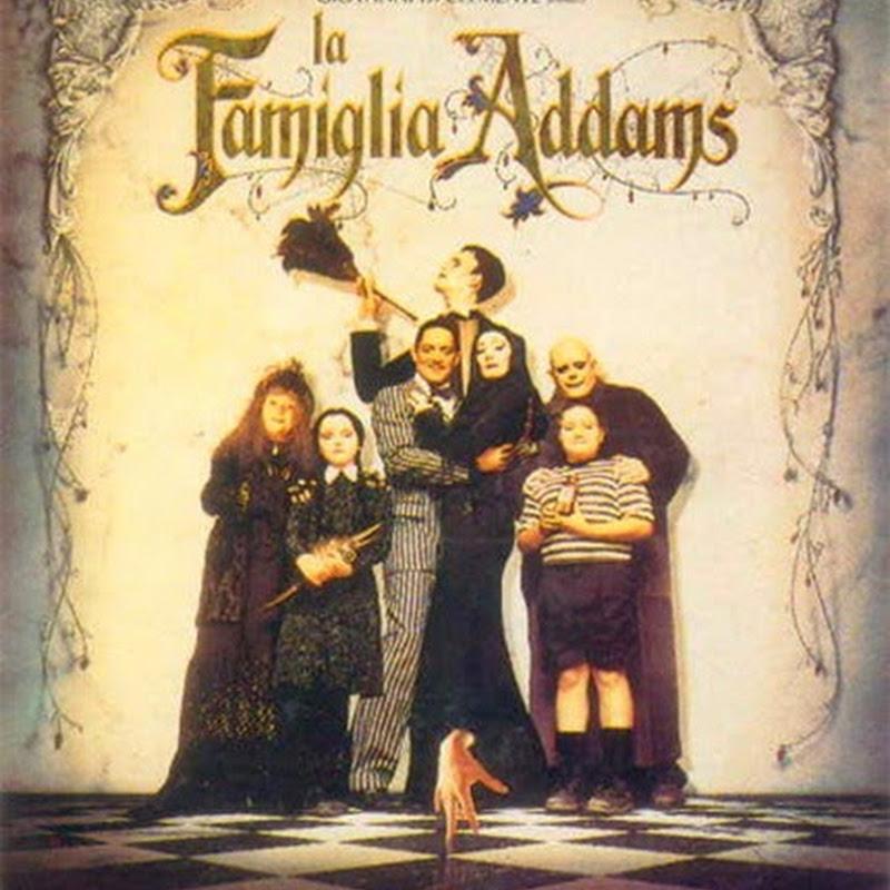 La famiglia Adams.