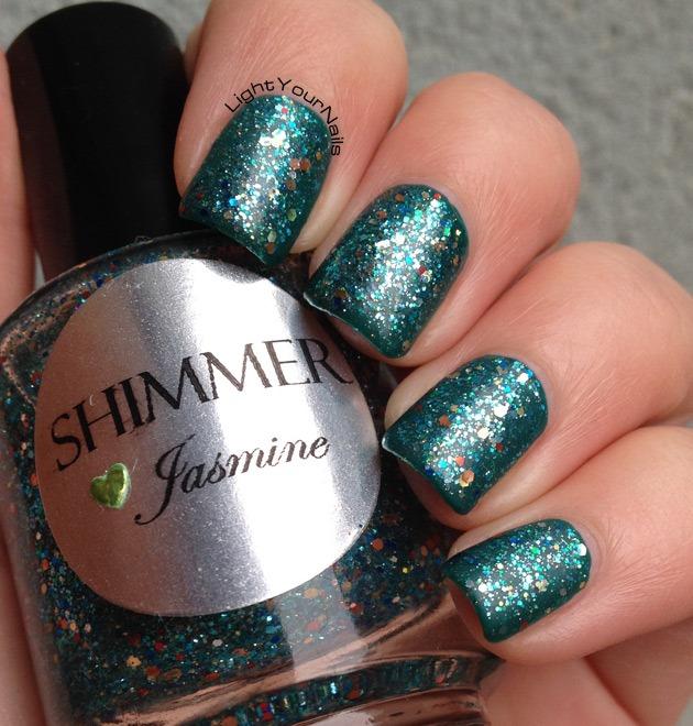 Shimmer Jasmine matte
