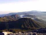 Bromo massif from Semeru (Java Lava)