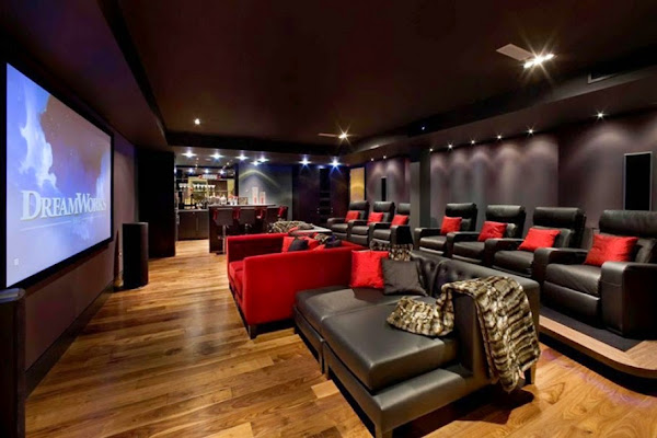 Home Theater Designs 4 Home Theater Ideas