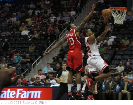 'CJ Watson & Jeff Teague' photo (c) 2011, So Max O - license: http://creativecommons.org/licenses/by-nd/2.0/