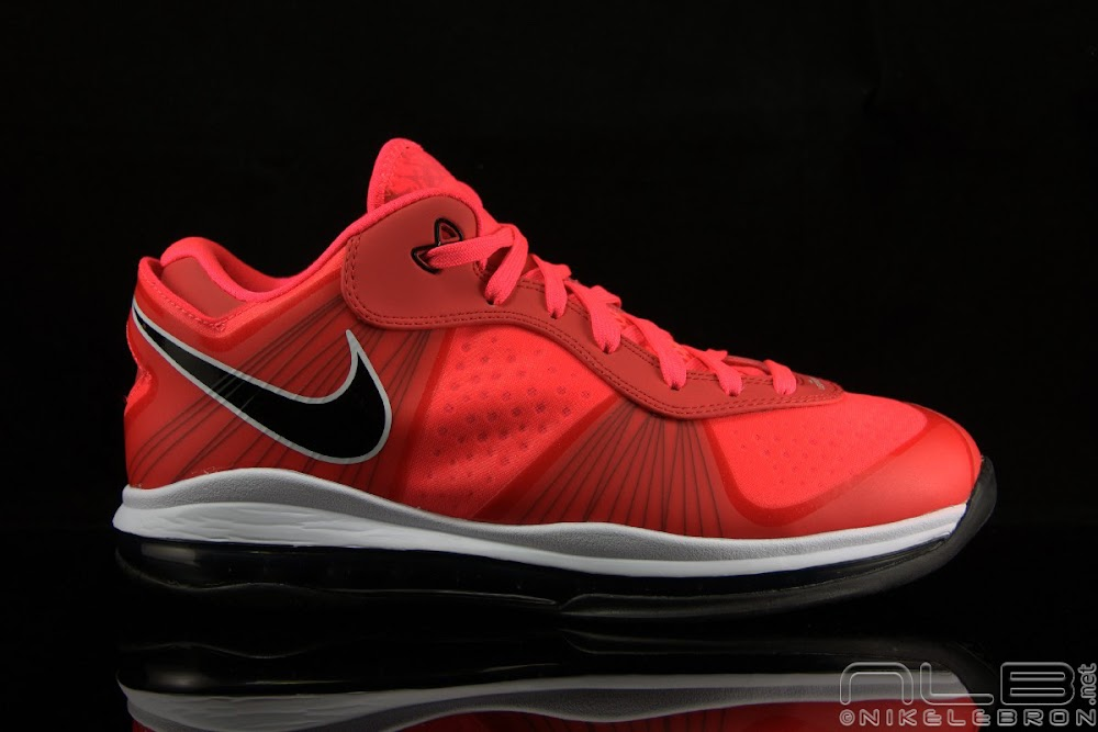 lebron 8 low red - photo #27