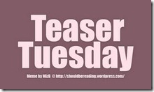 Teaser-Tuesday