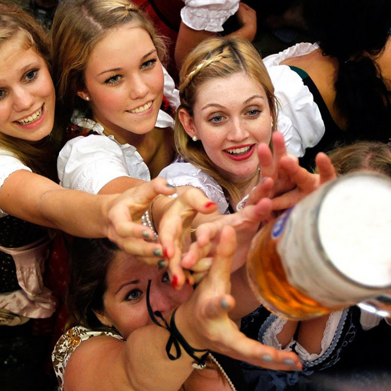 Oktoberfest 2011 in Munich