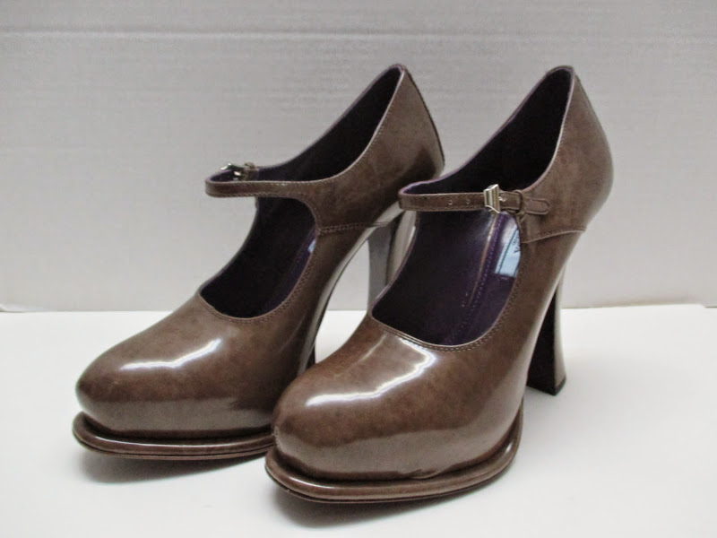 Prada Chunky Heels 2