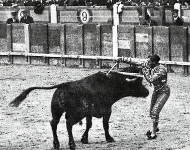 016b s.f. Madrid Joselito estocada cara alta