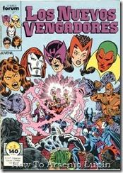 P00003 - Los Nuevos Vengadores #3
