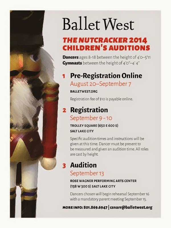 nutcracker ballet west