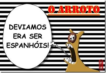O ARROTO -ESPANHOIS