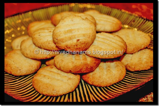 Coconut Cookies - IMG_0446