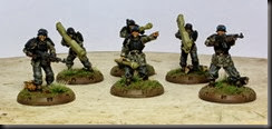 Axis Battle Grenadiers