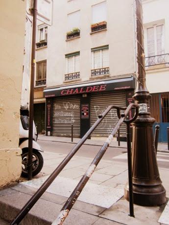 rue des degrès paris