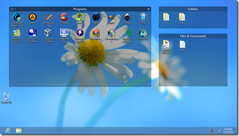 Windows 8's Desktop