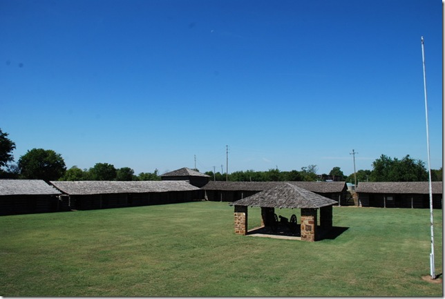 09-20-11 B Fort Gibson Historical Site 109