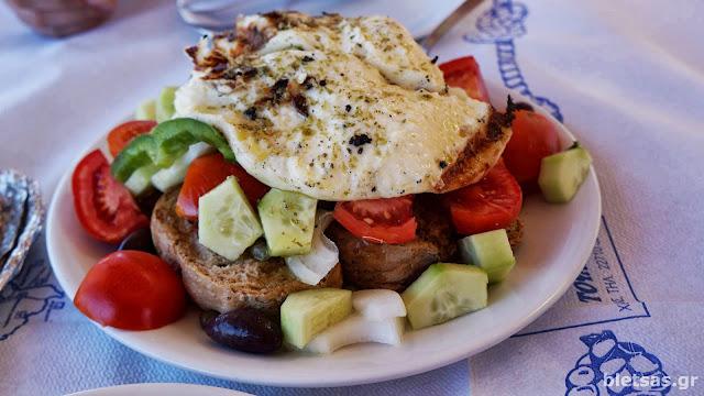 Τέλεια σαλάτα με Μαστέλο Χίου!