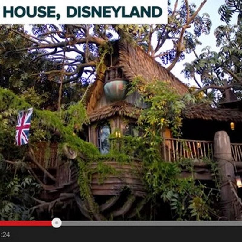 21 σπίτια πάνω σε δέντρο