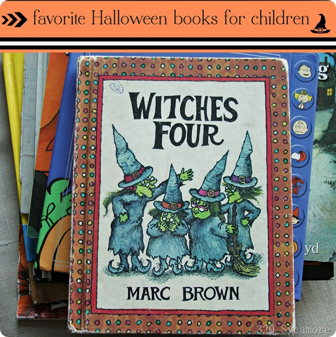 favorite books for children halloween