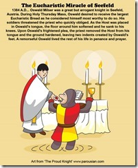 Eucharistic Miracle of Seefeld