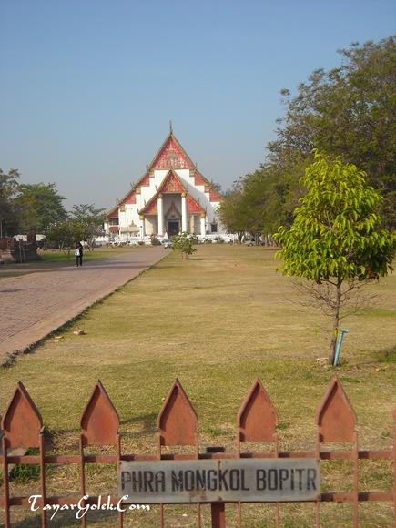 Phra Mongkol Bopitr Ayutthaya