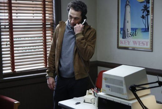 THE AMERICANS -- The Clock -- Episode 2 (Airs Wednesday, February 6, 10:00 pm e/p) -- Pictured: Matthew Rhys as Philip Jennings -- CR: Craig Blankenhorn/FX