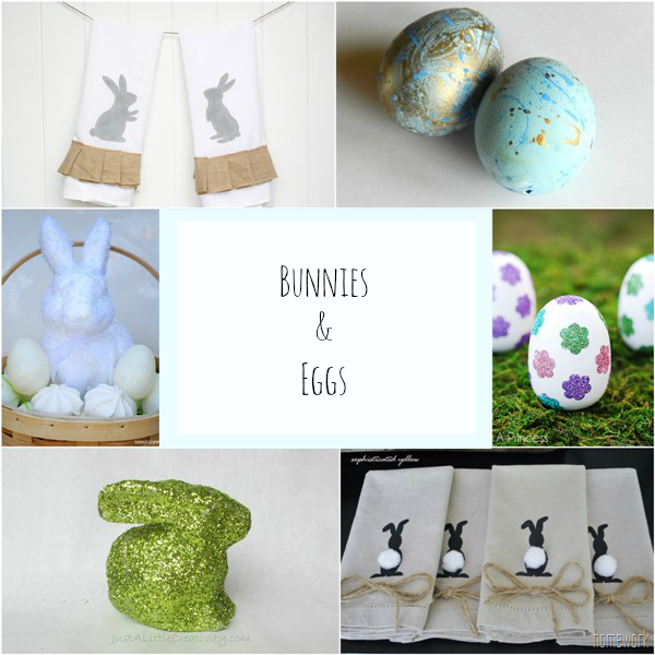 Bunnies &amp; Eggs