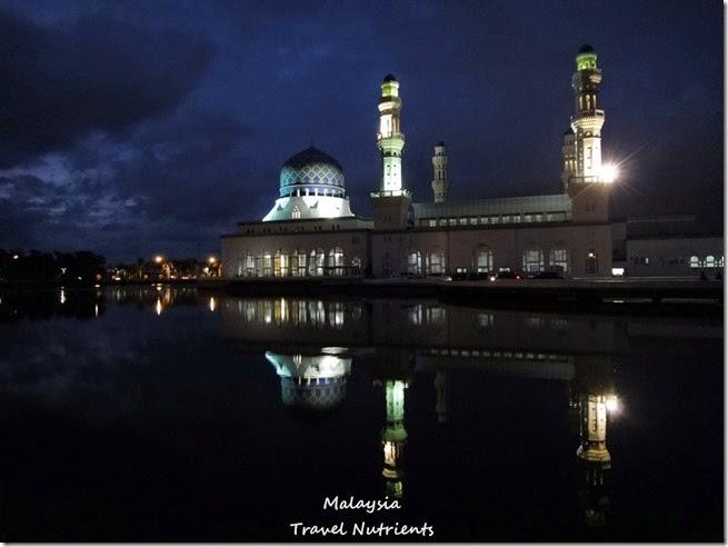 沙巴水上清真寺 (8)
