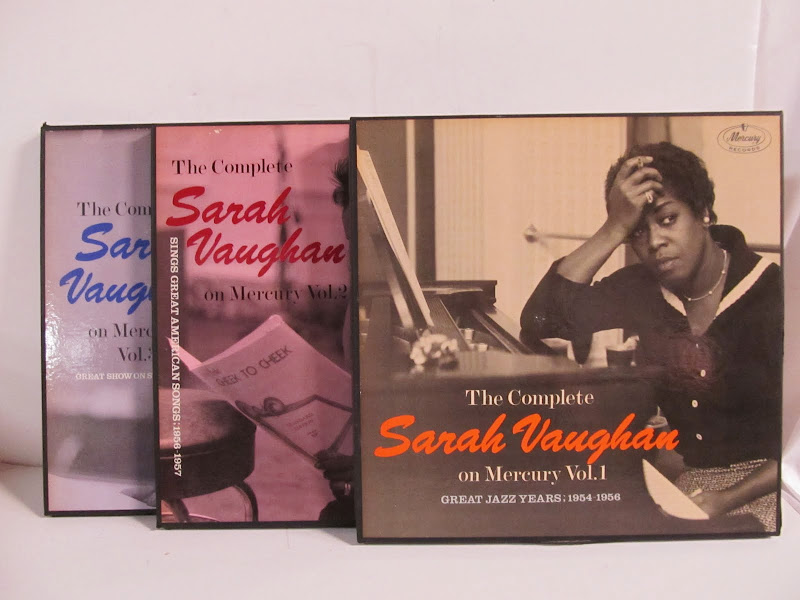 Complete Sarah Vaughan Records 