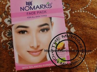 NoMarks Face Pack1.JPG