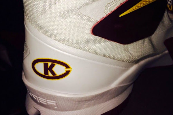 First Look at Nike Soldier 8 8220Christ the King8221 Home PE