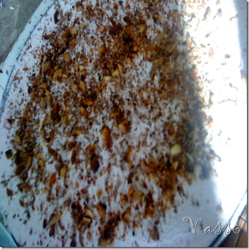 torta sa nutelom i bademima 15