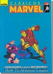 P00037 - Clásicos Marvel nº35 .how
