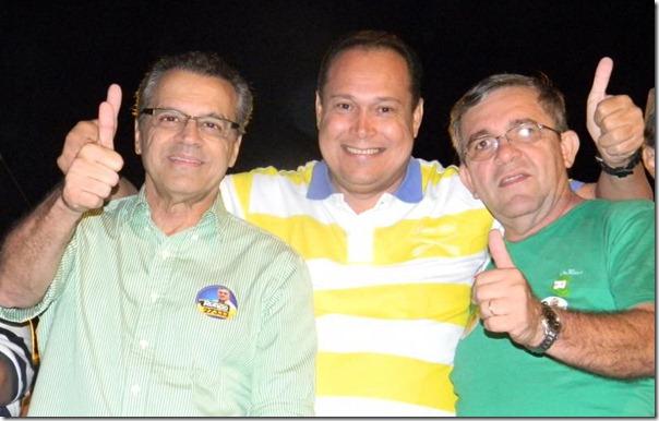 Henrique, Roberto, Junior