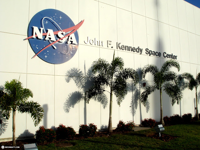 John F. Kennedy Space Center at Cape Canaveral in Cape Canaveral, Florida, United States