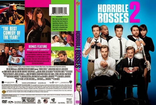 Horrible Bosses 2 – Latino
