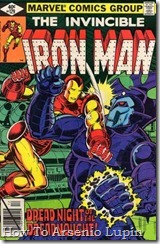 P00028 - El Invencible Iron Man #129